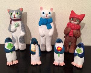 冬の宝箱展粘土人形.jpg
